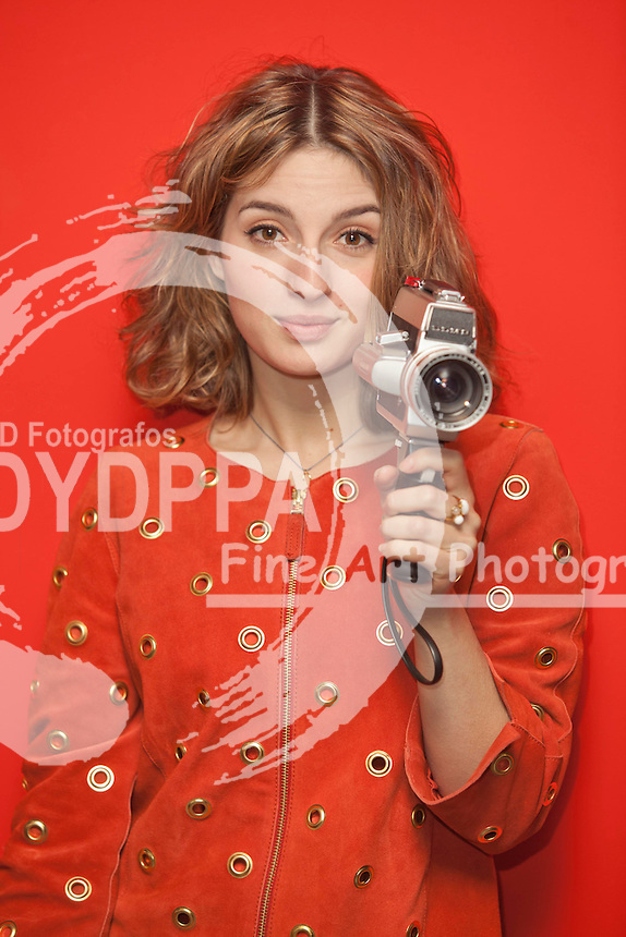 """13/03/2013. La actriz Maria Valverde posa  con motivo de la promocion de """"A puerta Fria"""". Photo: Nacho Lopez/ DyD Fotografos-DYDPPA"""