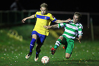 Waltham Abbey vs Romford 10-11-15