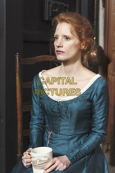 Jessica Chastain<br /> in Miss Julie (2014) <br /> *Filmstill - Editorial Use Only*<br /> CAP/NFS<br /> Image supplied by Capital Pictures
