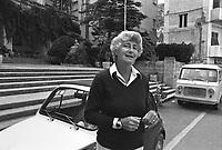 - Susanna Agnelli, sister of the FIAT president Giovanni Agnelli, when he was mayor of Porto S.Stefano (Tuscany, 1976)....- Susanna Agnelli, sorella del presidente della FIAT Giovanni Agnelli, quando era sindaco di Porto S.Stefano (Toscana, 1976)