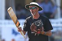 Sussex head coach Jason Gillespie during Essex Eagles vs Sussex Sharks, Vitality Blast T20 Cricket at The Cloudfm County Ground on 4th July 2018