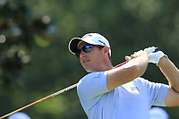 Nicolas Colsaerts (BEL) tees off the 15th tee during Thursday's Round 1 of the 2017 PGA Championship held at Quail Hollow Golf Club, Charlotte, North Carolina, USA. 10th August 2017.<br /> Picture: Eoin Clarke | Golffile<br /> <br /> <br /> All photos usage must carry mandatory copyright credit (&copy; Golffile | Eoin Clarke)