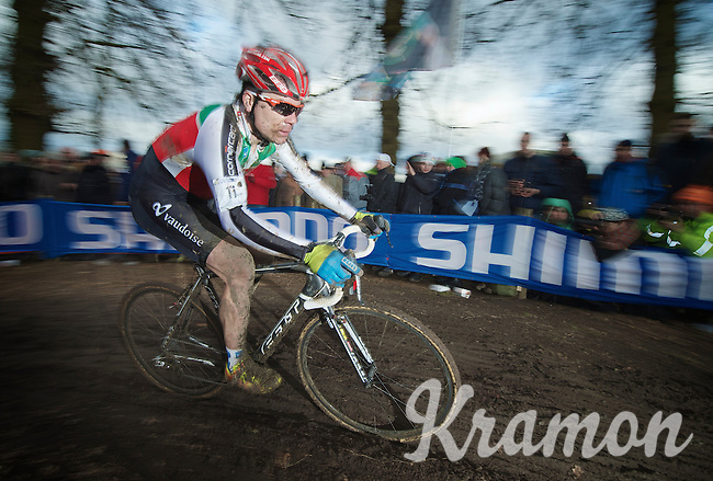 Simon Zahner (CHE)<br /> <br /> 2014 UCI cyclo-cross World Championships, Elite Men