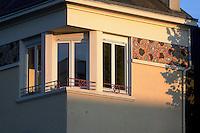 Mosaique probablement d'Odorico.Limite Centre - Maurepas