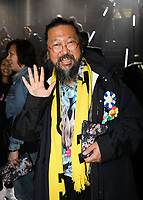 Takashi Murakami in the front row<br /> <br /> Dior Homme show, Front Row, Pre Fall 2019, Tokyo, Japan - 30 Nov 2018<br /> CAP/SAT<br /> &copy;Satomi Kokubun/Capital Pictures