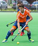 UTRECHT - Oranje v Jong Oranje. Daniel Aarts (JO)   . COPYRIGHT KOEN SUYK