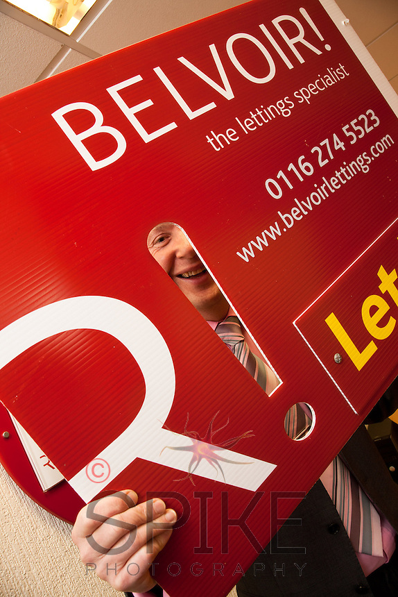 Tim Court of Belvoir Lettings in Leicester city centre