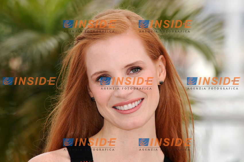 Jessica Chastain.Cannes 19/05/2012 65° Festival de Cinema di Cannes.Photo LOIC THEBAUD Panoramic/Insidefoto