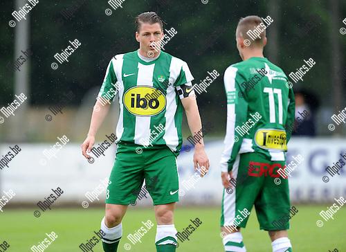2012-07-15 / Voetbal / seizoen 2012-2013 / Racing Mechelen / Kevin Serville..Foto: Mpics.be