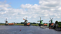 Nederland Zaanse Schans - 2020. Molens bij Zaanse Schans.  Foto Berlinda van Dam / HH / ANP