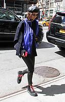 MAY 03 Bella Hadid Seen in NYC