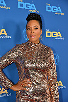 LOS ANGELES, CA. February 02, 2019: Aisha Tyler at the 71st Annual Directors Guild of America Awards at the Ray Dolby Ballroom.<br /> Picture: Paul Smith/Featureflash