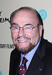 James Lipton  attending the Premiere Screening of HBO's 'Six By Sondheim' at The Museum Of Modern Art in New York City on November 18, 2013.