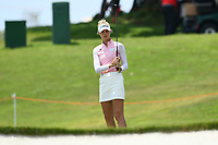 SINGAPORE - MARCH 03: Nelly Korda of USA on the 12th green during the final round of the HSBC Women's World Championship 2019 at Sentosa Golf Club - Tanjong Course, Singapore on March 03, 2019.<br /> .<br /> .<br /> .<br /> (Photo by: Naratip Golf Srisupab/SEALs Sports Images)<br /> .<br /> Any image use must include a mandatory credit line adjacent to the content which should read: Naratip Golf Srisupab/SEALs Sports Images