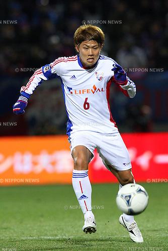 Kosuke Ota (FC Tokyo), .MARCH 10, 2012 - Football /Soccer : .2012 J.LEAGUE Division 1 .between Omiya Ardija 0-1 F.C. Tokyo .at NACK5 Stadium Omiya, Saitama, Japan. .(Photo by YUTAKA/AFLO SPORT) [1040]