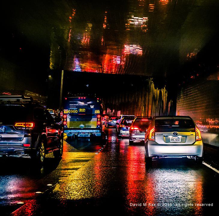 1.9.18 - Tunnel Standstill...