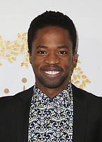 PASADENA, CA - FEBRUARY 9: Dewshane Williams, at the Hallmark Channel and Hallmark Movies &amp; Mysteries Winter 2019 TCA at Tournament House in Pasadena, California on February 9, 2019. <br /> CAP/MPI/FS<br /> &copy;FS/MPI/Capital Pictures
