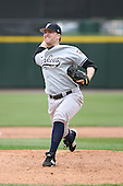 June 1st 2008:  Pitcher J.B. Cox (47) of the Scranton Wilkes-Barre Yankees, Class-AAA affiliate of the New York Yankees, during a game at Frontier Field in Rochester, NY.  Photo By Mike Janes/Four Seam Images