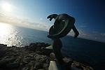 Faro de Punta Nariga, en Malpica.