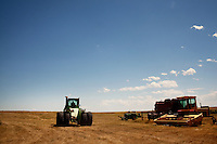 Chugwater, Wyoming, August 17, 2011 -