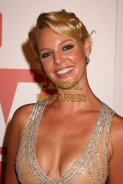 KATHERINE HEIGL.The TV Guide After Party following the 58th Annual Primetime Emmy Awards, Los Angeles, California, USA..August 27th, 2006.Ref: ADM/BP.headshot portrait cleavage.www.capitalpictures.com.sales@capitalpictures.com.©Byron Purvis/AdMedia/Capital Pictures.