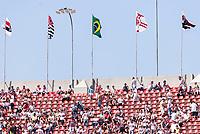 SÃO PAULO, SP, 31.08.2019 - SÃO PAULO-GRÊMIO- Torcida do São Paulo durante partida contra o Grêmio em jogo válido pela décima sétima rodada do campeonato brasileiro 2019 no Estádio do Morumbi em São Paulo, neste domingo, 31. (Foto: Anderson Lira/Brazil Photo Press/Folhapress)