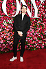 Andy Boyle arrives at The 72nd Annual Tony Awards on June 10, 2018 at Radio City Music Hall in New York, New York, USA. <br /> <br /> photo by Robin Platzer/Twin Images<br />  <br /> phone number 212-935-0770