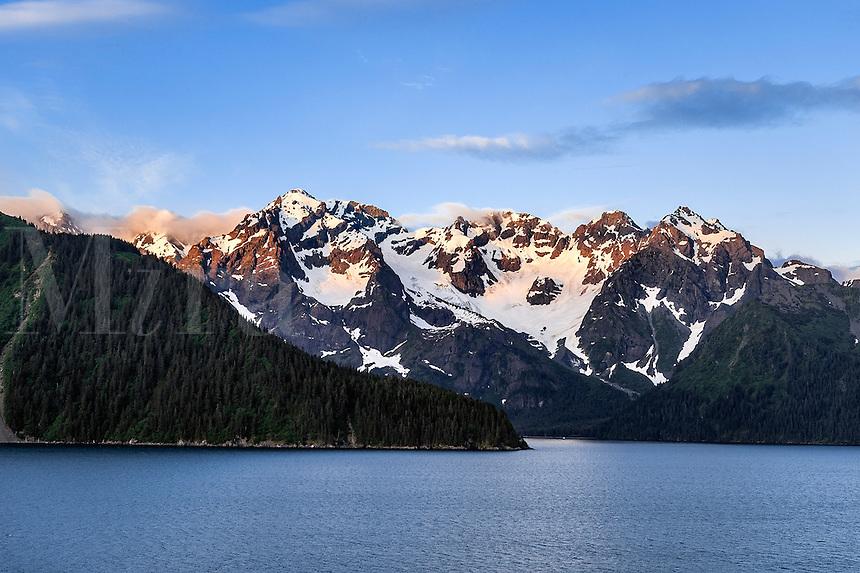 Resurrection Bay, Seward, Alaska, USA
