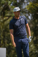 Lucas Bjerregaard (DEN) watches his tee shot on 13 during round 4 of the World Golf Championships, Mexico, Club De Golf Chapultepec, Mexico City, Mexico. 2/24/2019.<br /> Picture: Golffile | Ken Murray<br /> <br /> <br /> All photo usage must carry mandatory copyright credit (© Golffile | Ken Murray)