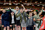 Manchester United fans celebrate after the UEFA Europa League Final match at the Friends Arena, Stockholm. Picture date: May 24th, 2017.Picture credit should read: Matt McNulty/Sportimage