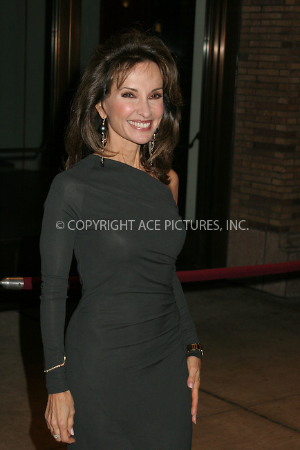 WWW.ACEPIXS.COM . . . . .  ....October 30, 2006, New York City. ....Susan Lucci attends the Glamour Magazine Awards Honoring the 2006 'Women of the Year'. ....Please byline: NANCY RIVERA- ACE PICTURES.... *** ***..Ace Pictures, Inc:  ..Philip Vaughan (212) 243-8787 or (646) 769 0430..e-mail: info@acepixs.com..web: http://www.acepixs.com