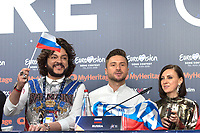MAY 16 Eurovision Song Contest, 2st semi-final winners