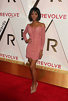 HOLLYWOOD, CA - NOVEMBER 2: Zuri Hall, at the #REVOLVEawards at The Dream Hotel In Hollywood, California on November 2, 2017. Credit: Faye Sadou/MediaPunch /NortePhoto.com