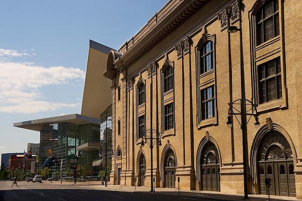 Denver Opera Center, Denver, Colorado, USA John offers private photo tours of Denver, Boulder and Rocky Mountain National Park.