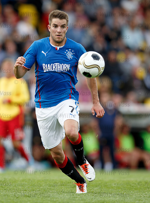 Andy Little, Rangers