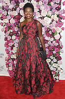 NEW YORK, NY - September26:  LaChanze attends American Theater Wing Honoring Cicely Tyson at 2016 Gala at the Plaza Hotel  on September 26, 2016 in New York City .  Photo Credit:John Palmer/MediaPunch