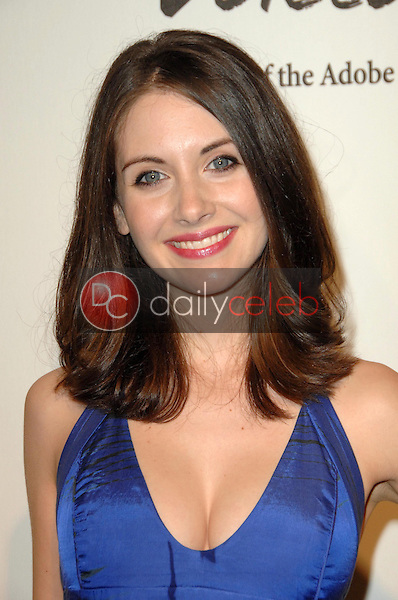 Alison Brie<br />at the 5th Annual Black Eyed Peas Peapod Foundation Benefit Concert. The Conga Room, Los Angeles, CA. 02-05-09<br />Dave Edwards/DailyCeleb.com 818-249-4998