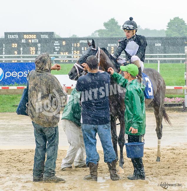 Crea's Bklyn Law winning at Delaware Park on 7/6/17