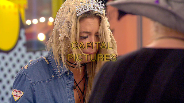 Celebrity Big Brother 2017<br /> Bianca Gascoigne, Kim Woodburn<br /> *Editorial Use Only*<br /> CAP/KFS<br /> Image supplied by Capital Pictures