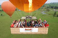 20151129 November 29 Hot Air Balloon Gold Coast