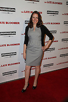 LOS ANGELES, CA - OCTOBER 03: Kate Connor attends the premiere of Momentum Pictures' 'The Late Bloomer' at iPic Theaters on October 3, 2016 in Los Angeles, California. (Credit: Parisa Afsahi/MediaPunch).