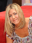 Jennifer Aniston Hand & Footprint Ceremony 7-7-11