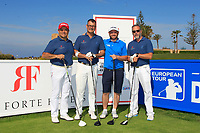 Team Sullivan during the Pro-Am ahead of the Rocco Forte Sicilian Open played at Verdura Resort, Agrigento, Sicily, Italy 09/05/2018.<br /> Picture: Golffile | Phil Inglis<br /> <br /> <br /> All photo usage must carry mandatory copyright credit (&copy; Golffile | Phil Inglis)