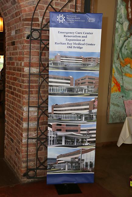 The Raritan Bay Medical Center Reception at Laurita Winery