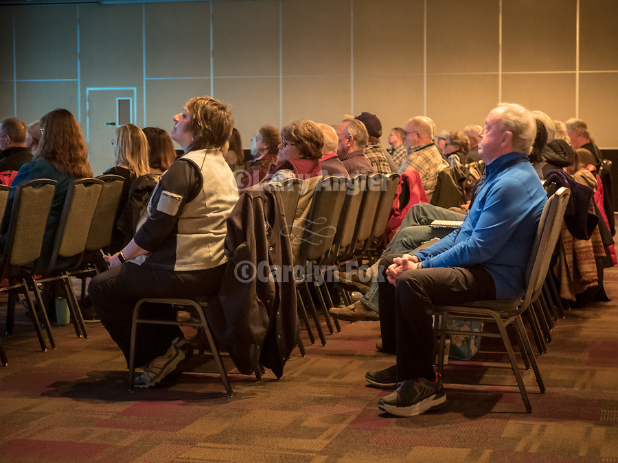 The Friday symposium at STW XXXI, Winnemucca, Nevada, April 12, 2019.<br /> .<br /> .<br /> .<br /> .<br /> @shootingthewest, @winnemuccanevada, #ShootingTheWest, @winnemuccaconventioncenter, #WinnemuccaNevada, #STWXXXI, #NevadaPhotographyExperience, #WCVA