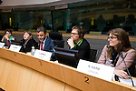 BRUSSELS - BELGIUM - 15 November 2012 -- European Training Foundation (ETF) conference on - Towards excellence in entrepreneurship and enterprise skills. -- Good practice clinics - Training for youth start-ups - Chair: Abdelaziz Jaouani, ETF - Good practices from Finland, Armenia, Germany and Lebanon. -- PHOTO: Juha ROININEN /  EUP-IMAGES.