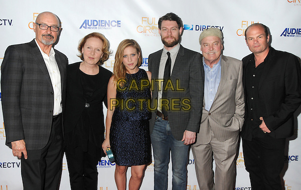 16 March 2015 - West Hollywood, California - Terry O&rsquo;Quinn, Kate Burton, Brittany Snow, Patrick Fugit, Stacy Keach, Chris Bauer. &quot;Full Circle&quot; Season 2 Premiere held at The London Hotel. <br /> CAP/ADM/BP<br /> &copy;BP/ADM/Capital Pictures
