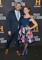 03 January 2019 - Los Angeles, California - David O'Leary, Ashley Bank. &quot;Project Blue Book&quot; History Scripted Series Los Angeles Premiere held at Simon House.          <br /> CAP/ADM<br /> &copy;ADM/Capital Pictures