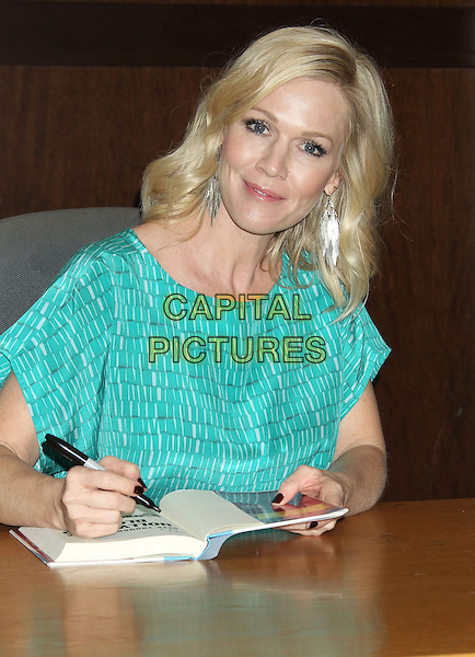 10 March 2014 - Los Angeles, California - Jennie Garth. &quot;Deep Thoughts From A Hollywood Blonde&quot; Book Signing held at  Barnes &amp; Noble at The Grove.<br /> CAP/ADM/RE<br /> &copy;Russ Elliot/AdMedia/Capital Pictures