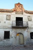 the future Posada Real hotel Bodegas Concejo (previously called Pilcar), DO Cigales , Valoria la Buena spain castile and leon